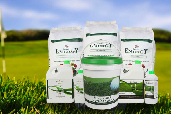 Desert Energy fertilizer and chemical products