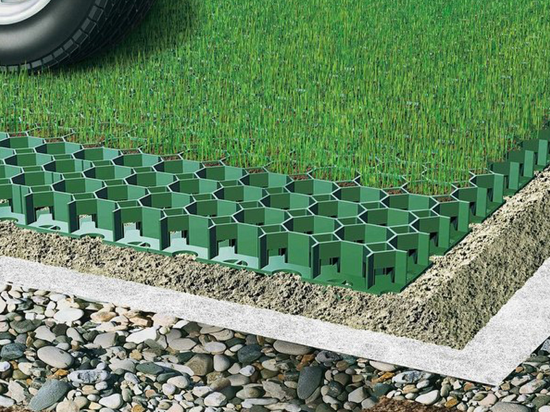 Drainage products in Desert Turfcare General Trading