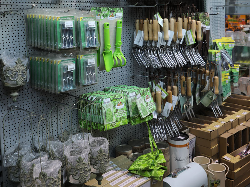 Garden tools in Dubai Garden Centre