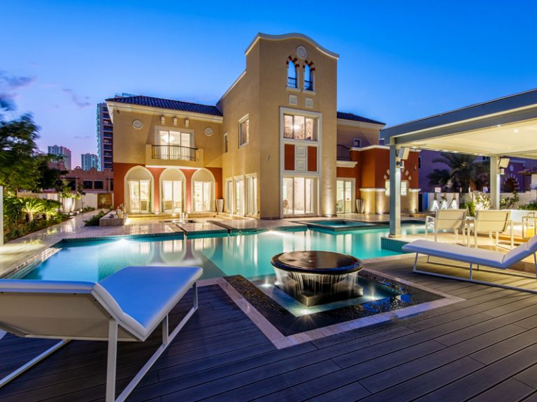 Private Villa Pool, Constructed by Desert Leisure Swimming Pools