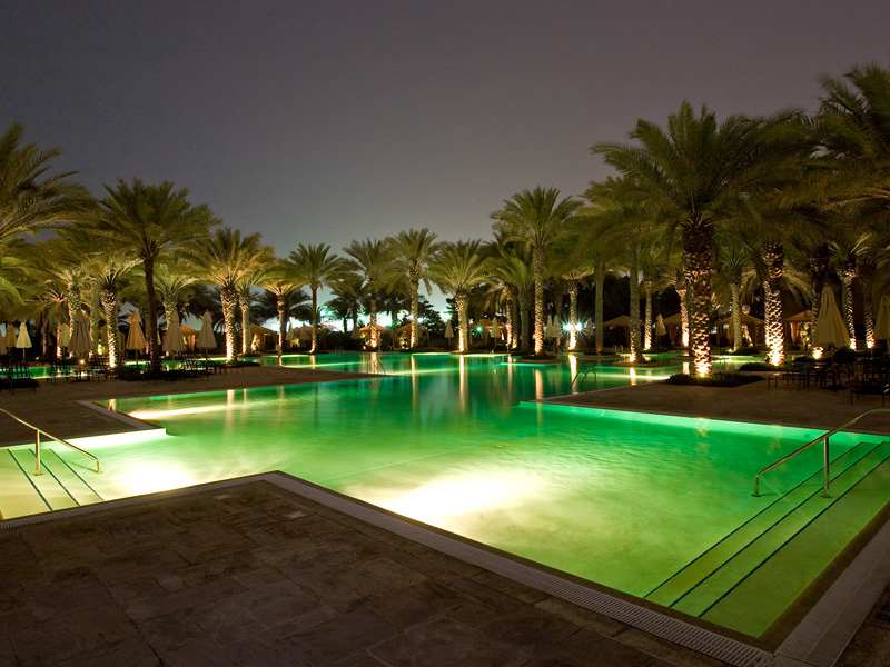 One & Only Royal MirageOne & Only Royal Mirage swimming pool constructed by Desert Group