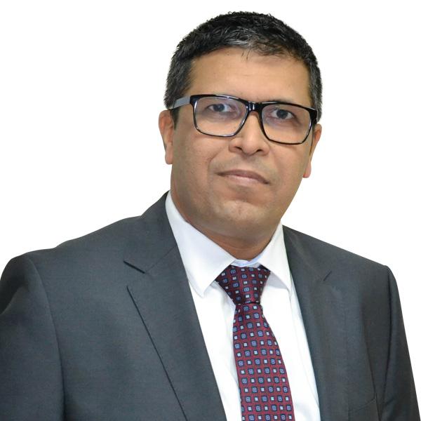 Vishal Riya CFO Desert Group