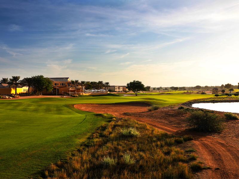 Arabian-Ranches-Golf-Course